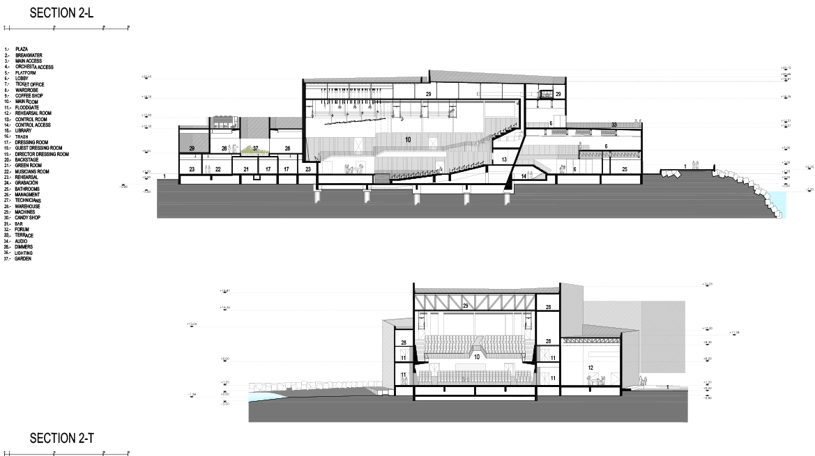 Section 2 Rojkind Arquitectos}