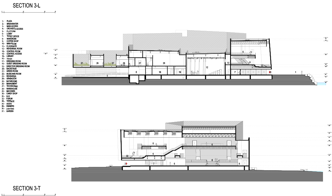 Section 3 Rojkind Arquitectos}