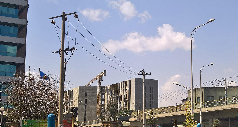 vista dell'intervento da Mexico Square westway architects