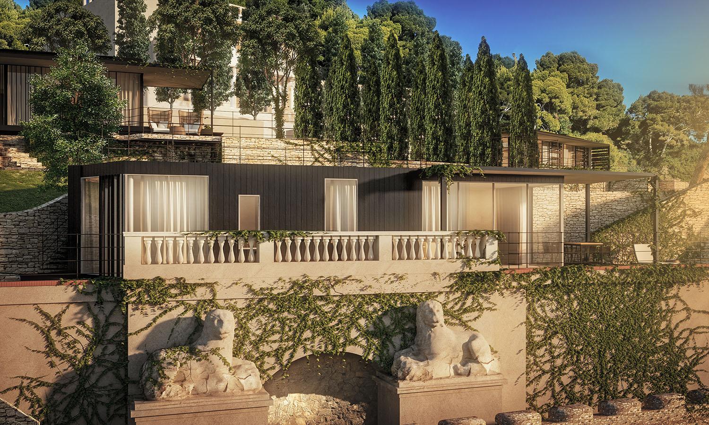 Render villa 12 BARRECA & LA VARRA}