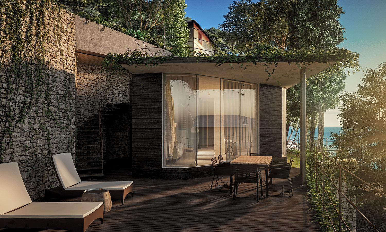 Render villa 8 BARRECA & LA VARRA
