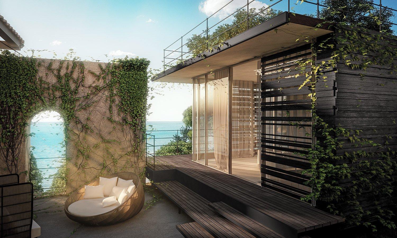 Render villa 9 BARRECA & LA VARRA