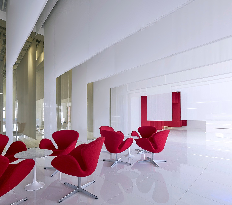 The transitional lounge  YANG Chao Ying