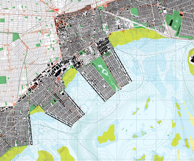 Proposed Land Typologies: Jamaica Bay DLANDstudio Architecture and Landscape Architecture + Rafi Segal