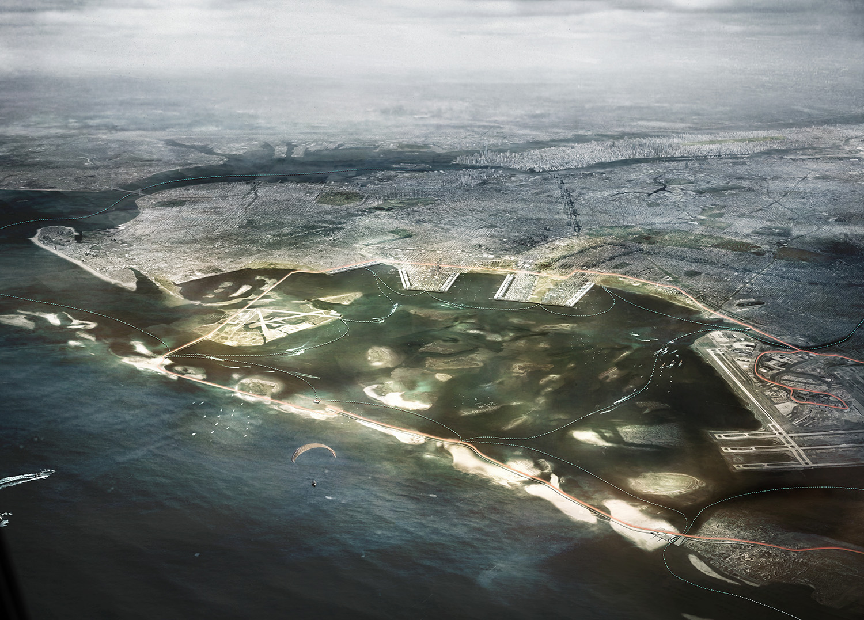 Jamaica Bay, 2067   DLANDstudio Architecture and Landscape Architecture + Rafi Segal