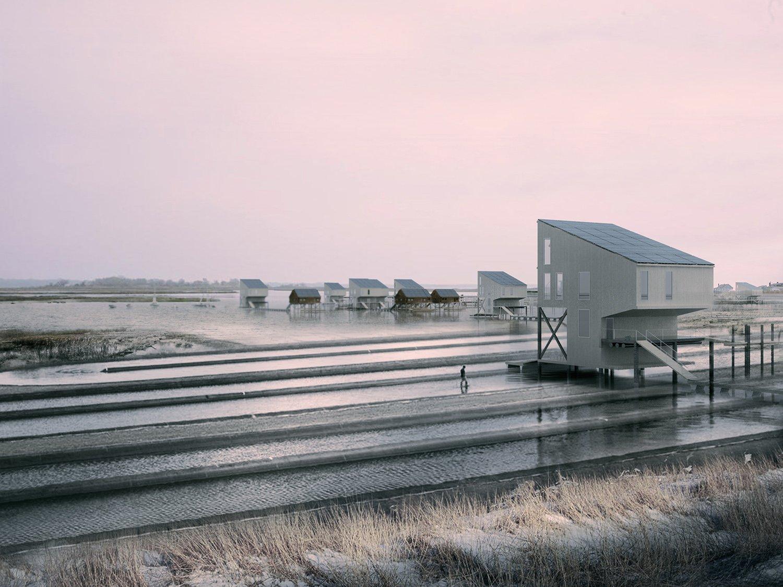 Mastic Beach, 2050  DLANDstudio Architecture and Landscape Architecture + Rafi Segal