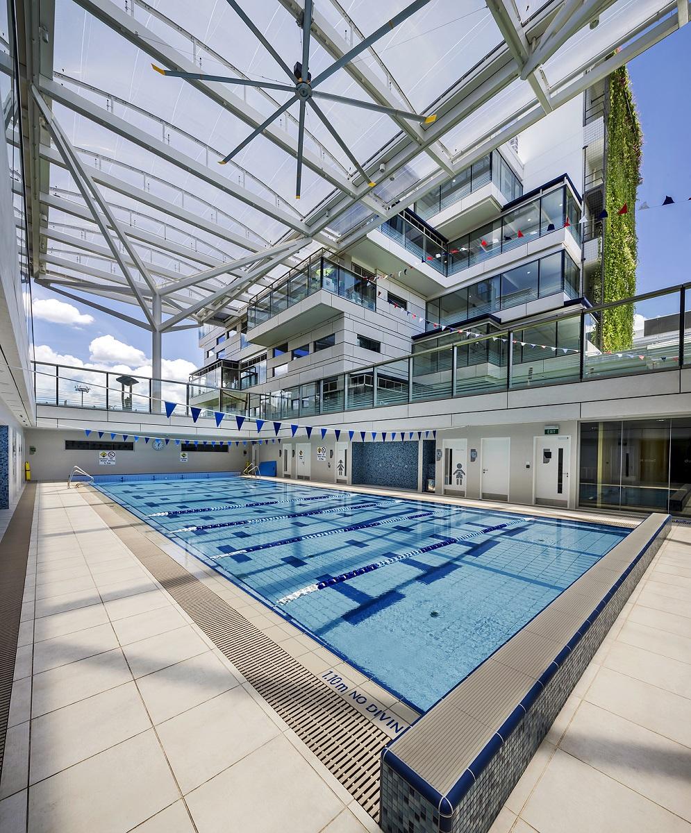 Swimming pool Bogle Architects - Infinitude