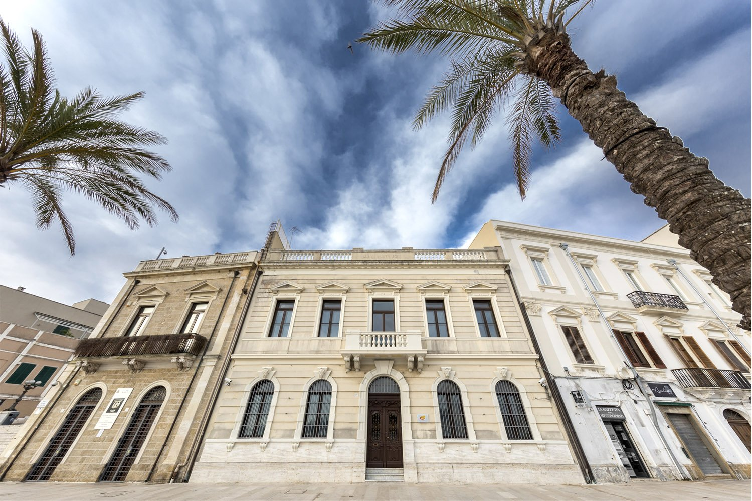 Brindisi offices -  Engineering Offices in an historical building Alessandro Peralta (Ales&Ales)