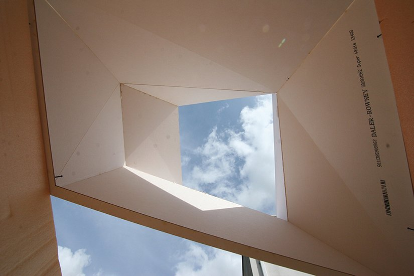 Timber Lantern Daylight Study Model 4 bucholz mcevoy architects}