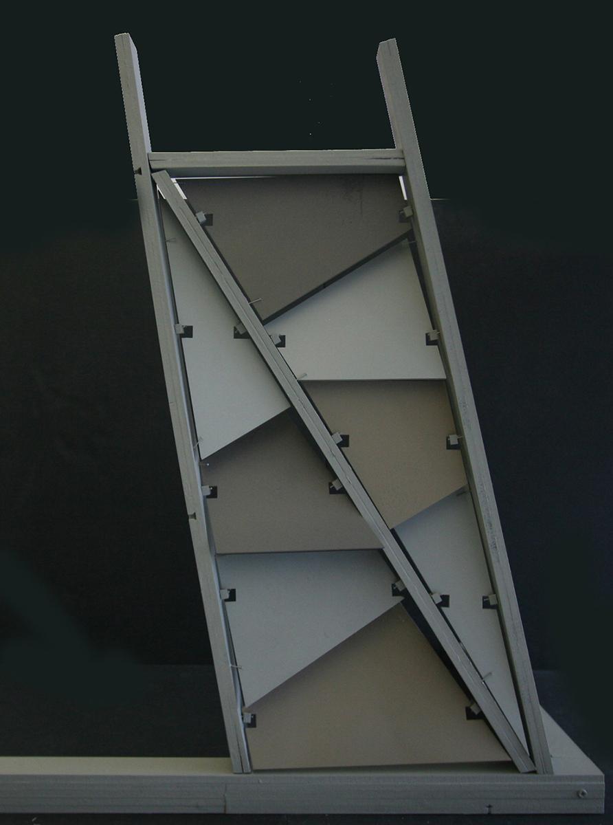 Timber Lantern Technical Study Model 1 bucholz mcevoy architects}