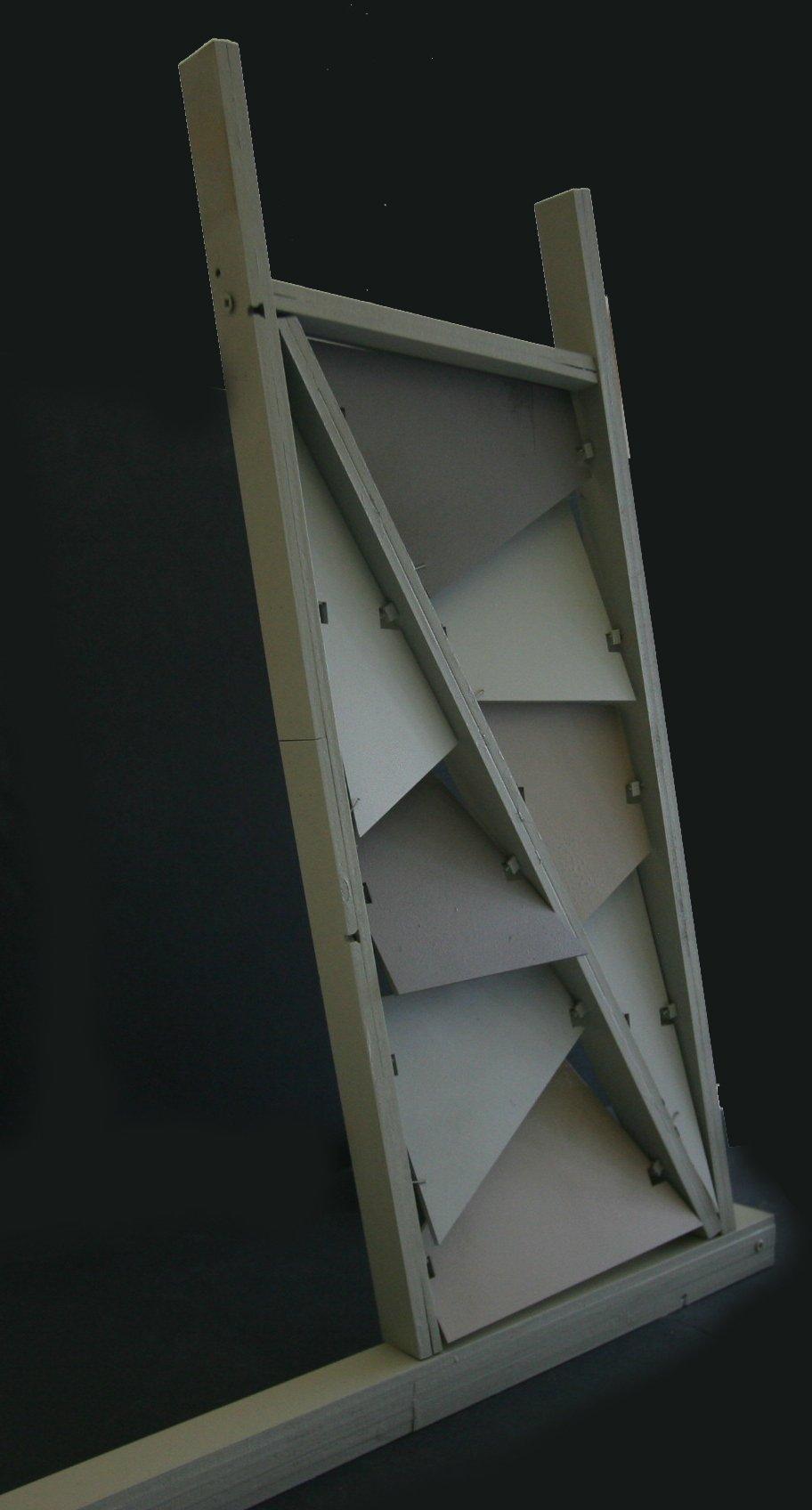 Timber Lantern Technical Study Model 2 bucholz mcevoy architects}