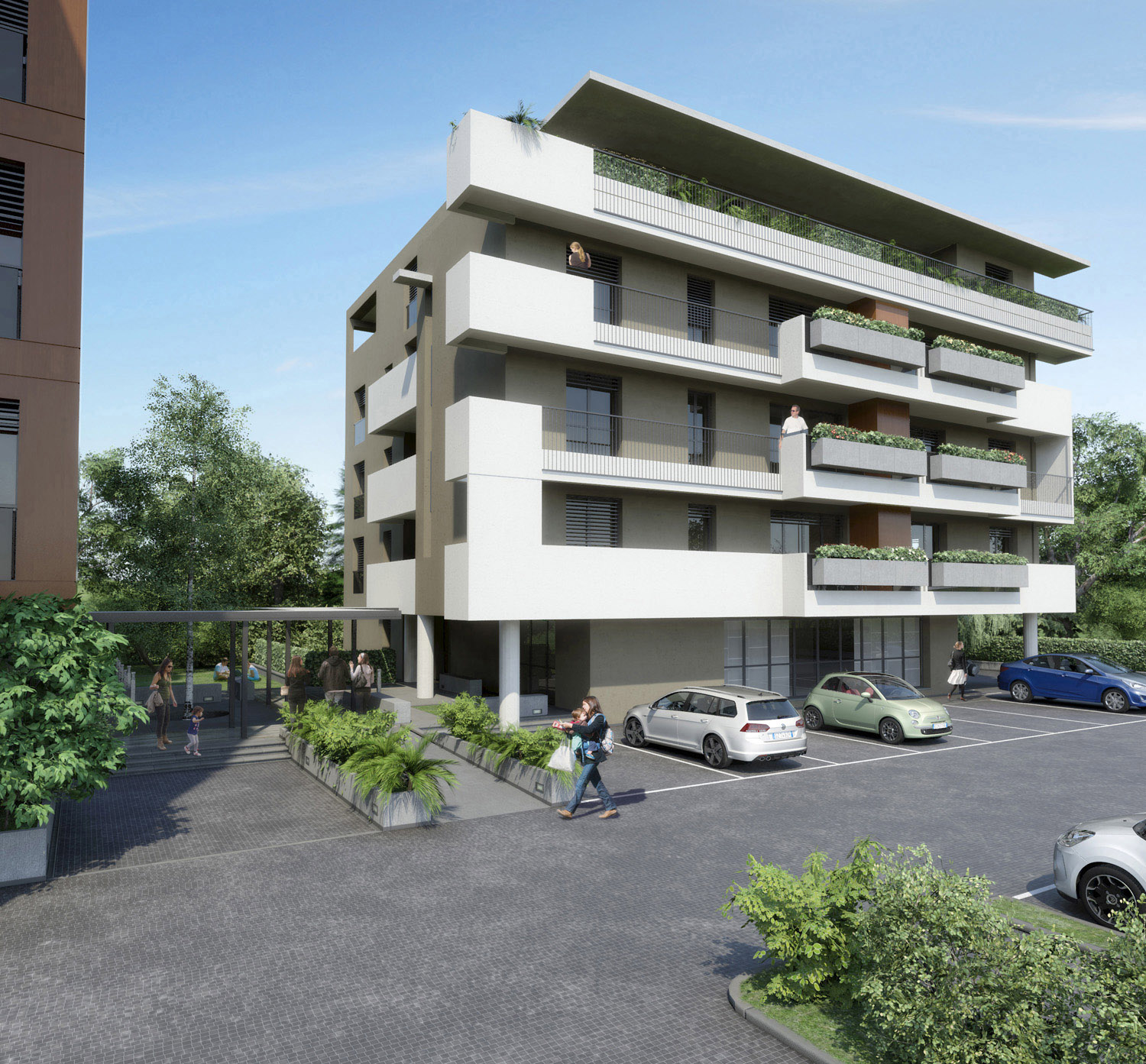 rendering 03 photo © 2018 by GBA Studio srl / Gianluca Brini - Architetto