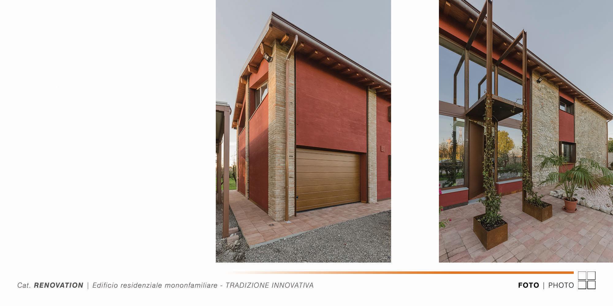 Edificio Residenziale Monofamiliare - TRADIZIONE INNOVATIVA - 004