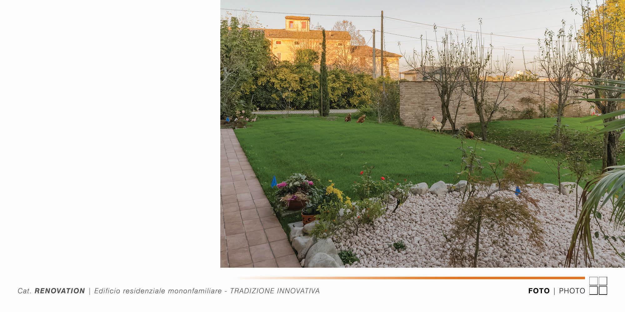 Edificio Residenziale Monofamiliare - TRADIZIONE INNOVATIVA - 005