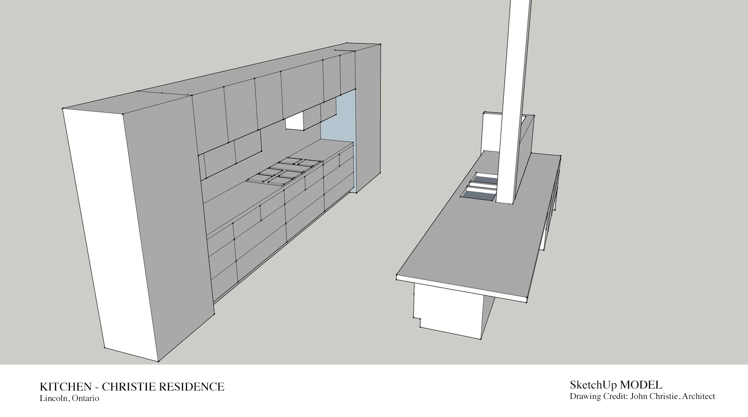 SketchUp Model Architect