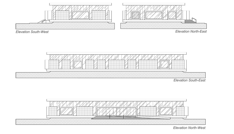 Elevations ReCS Architects}
