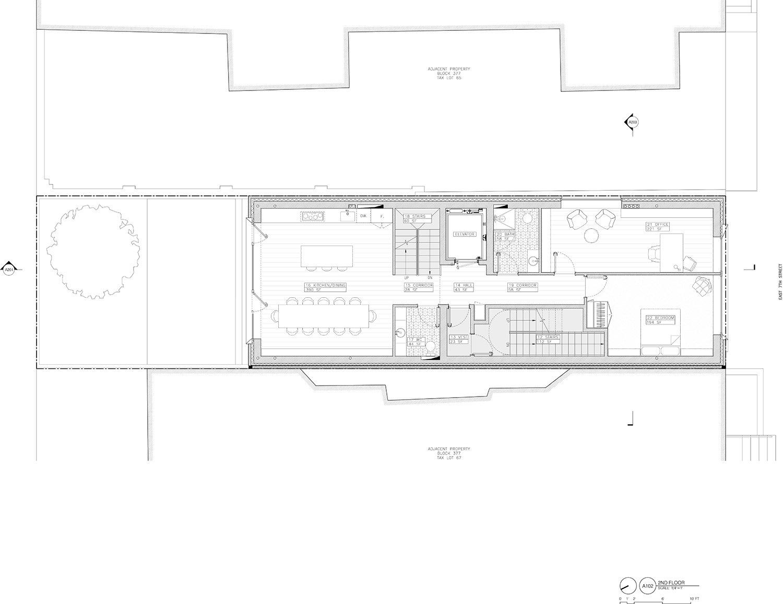 First floor }
