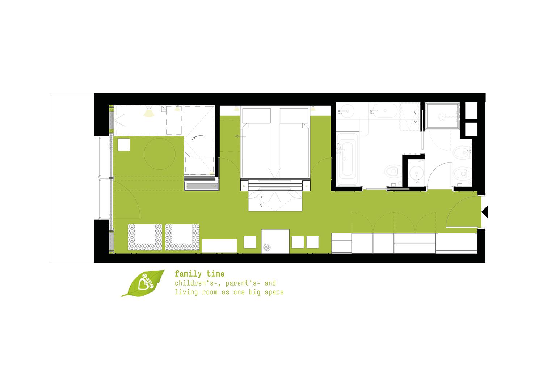 Concept Standard room }
