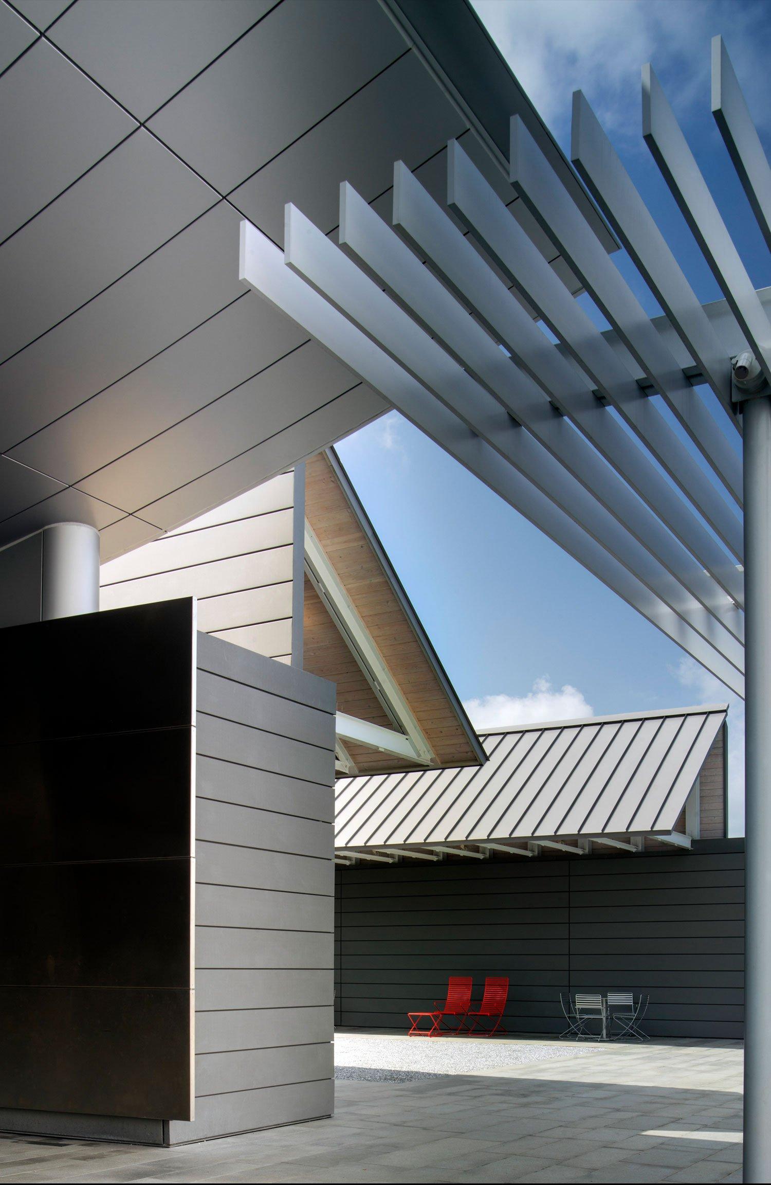 Pavilion details Nic Lehoux Photography