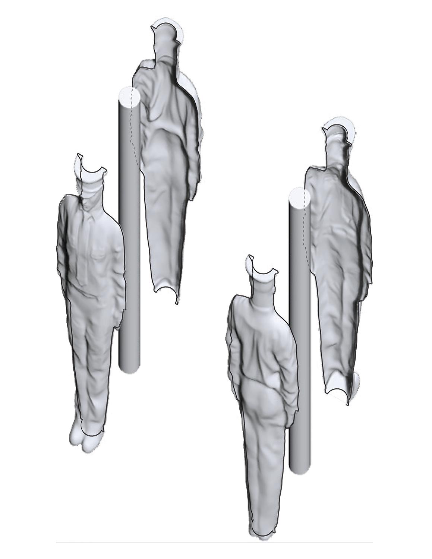 Atlantes Statue Diagram ORG Permanent Modernity}