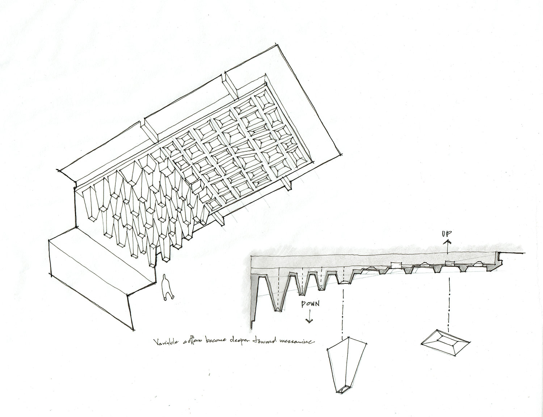 Concept Sketch LTL Architects}