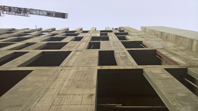 pattern di facciata lato sud westway architects