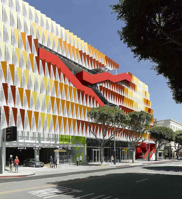 City of Santa Monica Parking Structure #6