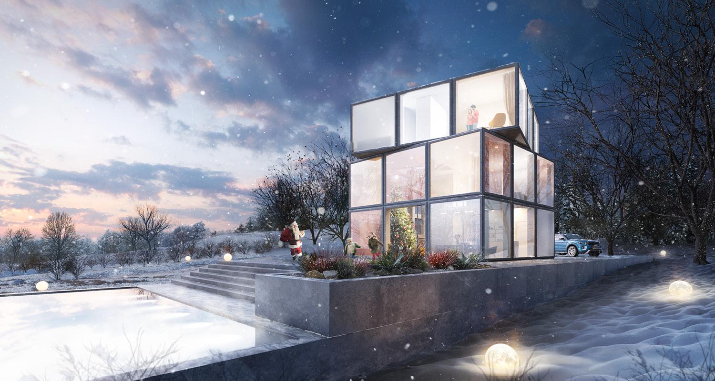 Exterior View - Winter IDDQD, AVA