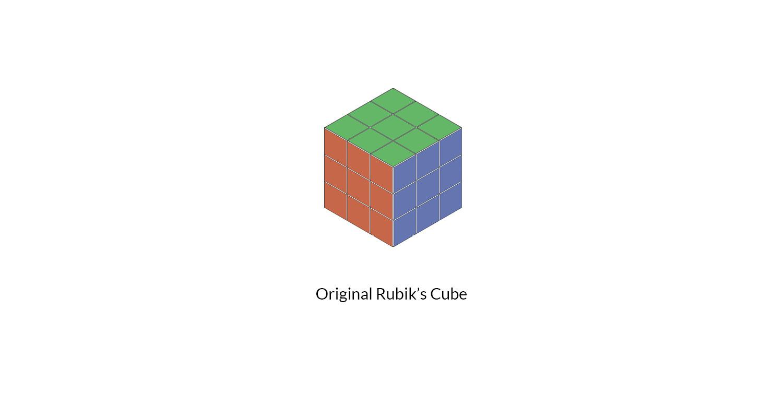 Rubik's Cube AVA