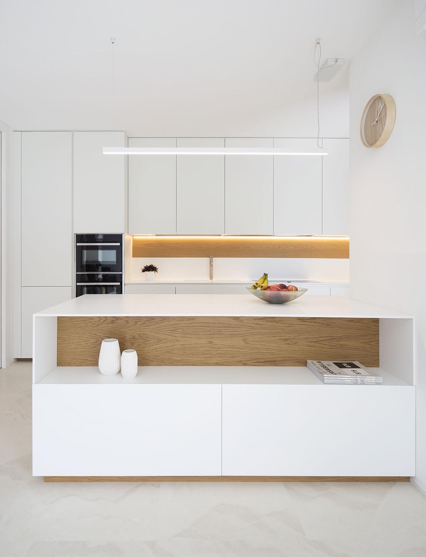 Vista cucina Alberto Sinigaglia
