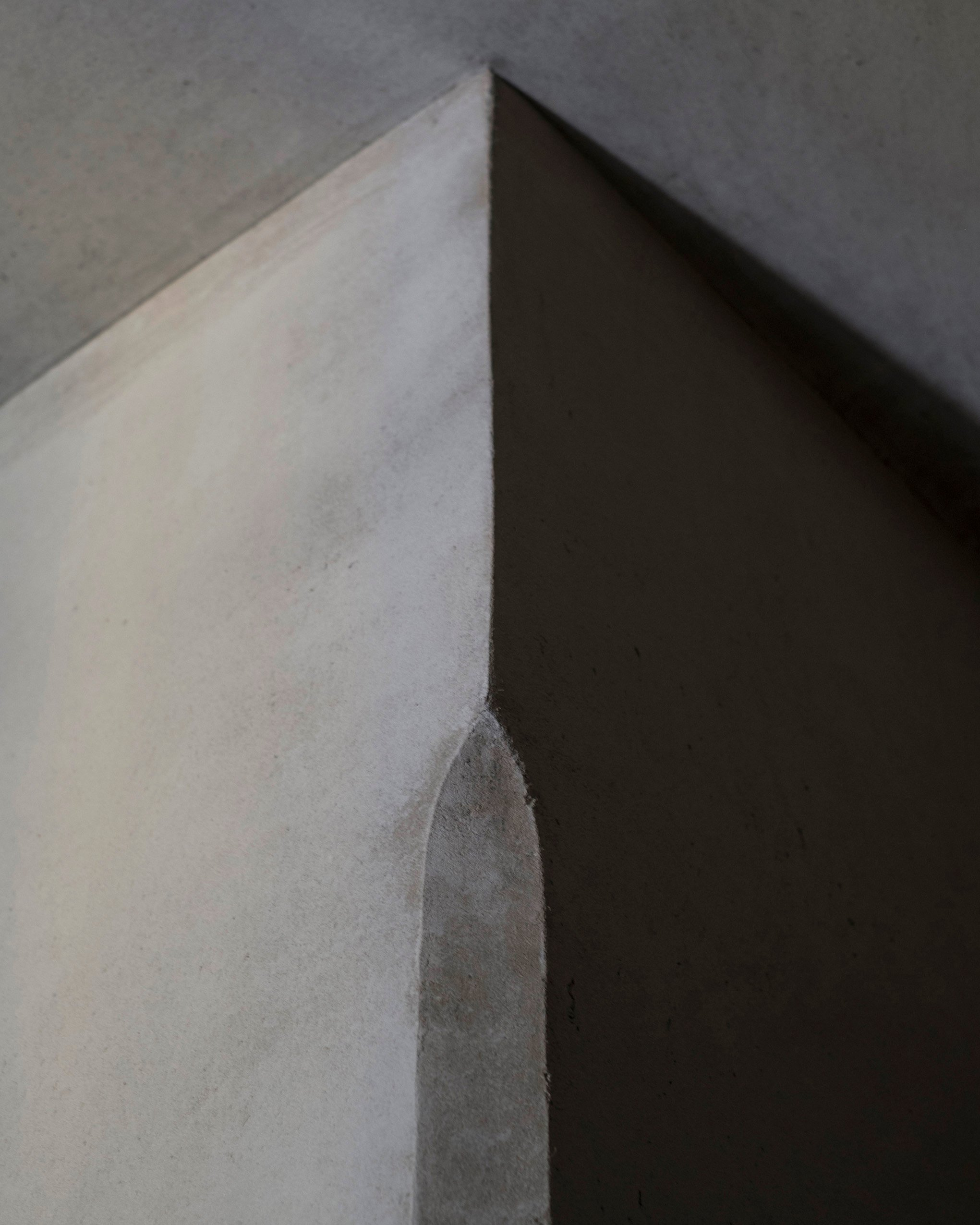 Detail of Wall Corners
