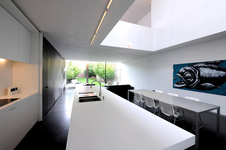 Synergy between architecture, interior design and landscaping Het Laatste Nieuws