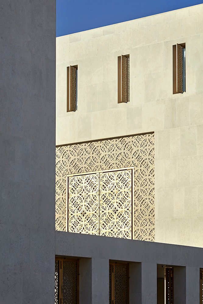 Detail view of exterior_©Hufton+Crow