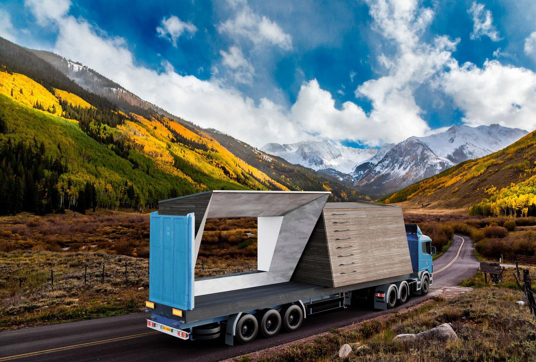 Transport_road ARCStudio PERLINI