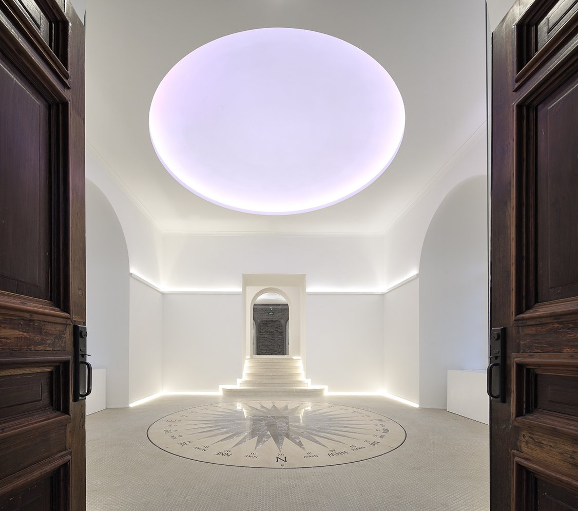 Entrance Hall on the 2nd Floor