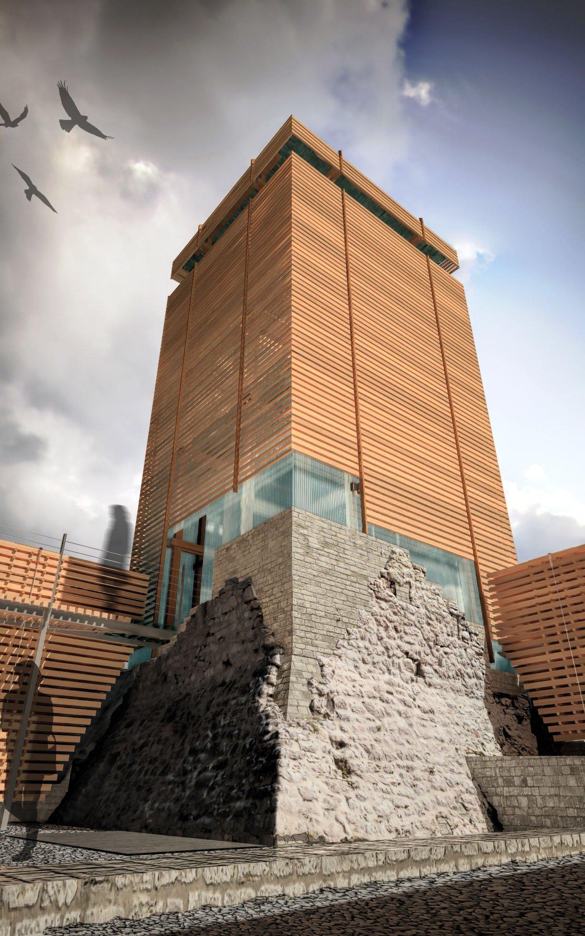 Esterno Torre