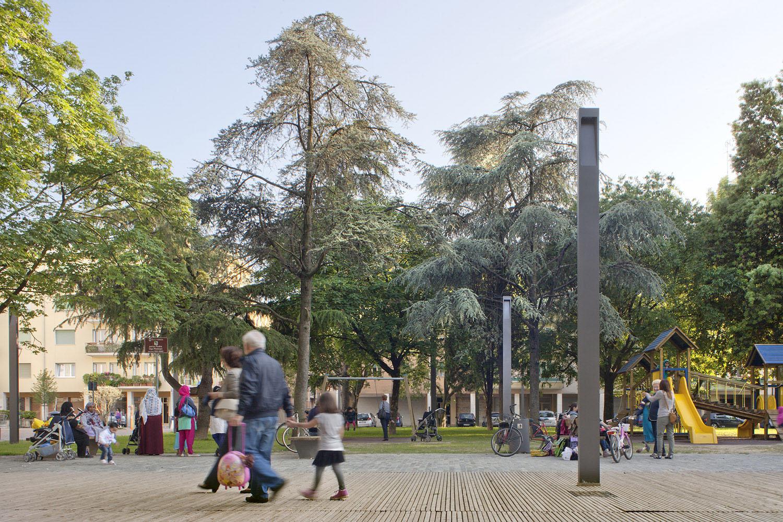 L'ampliamento del Parco della Madonna Pellegrina
