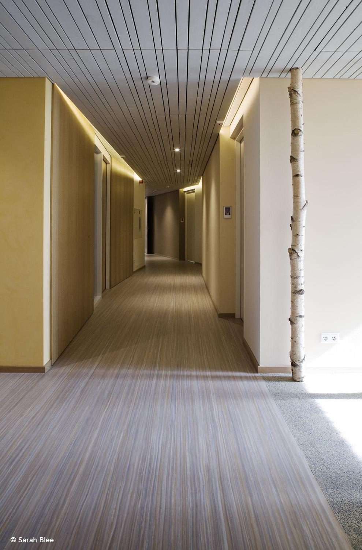 Corridor Sarah Blee}