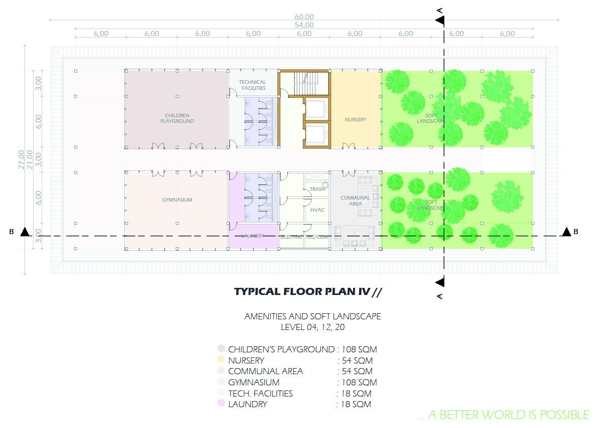 Floor Plan - Type 04 HKA | Hermann Kamte & Associates}