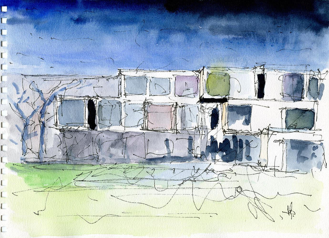 Acquerello / watercolor }