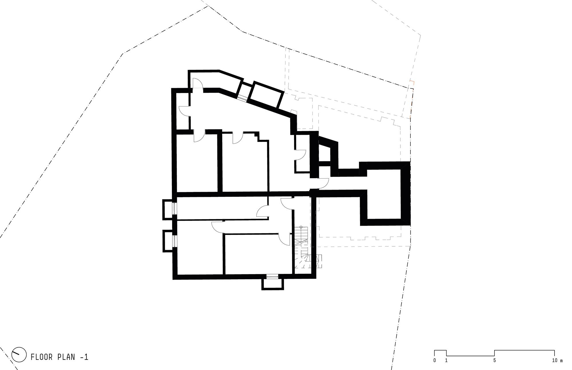 basement floor }