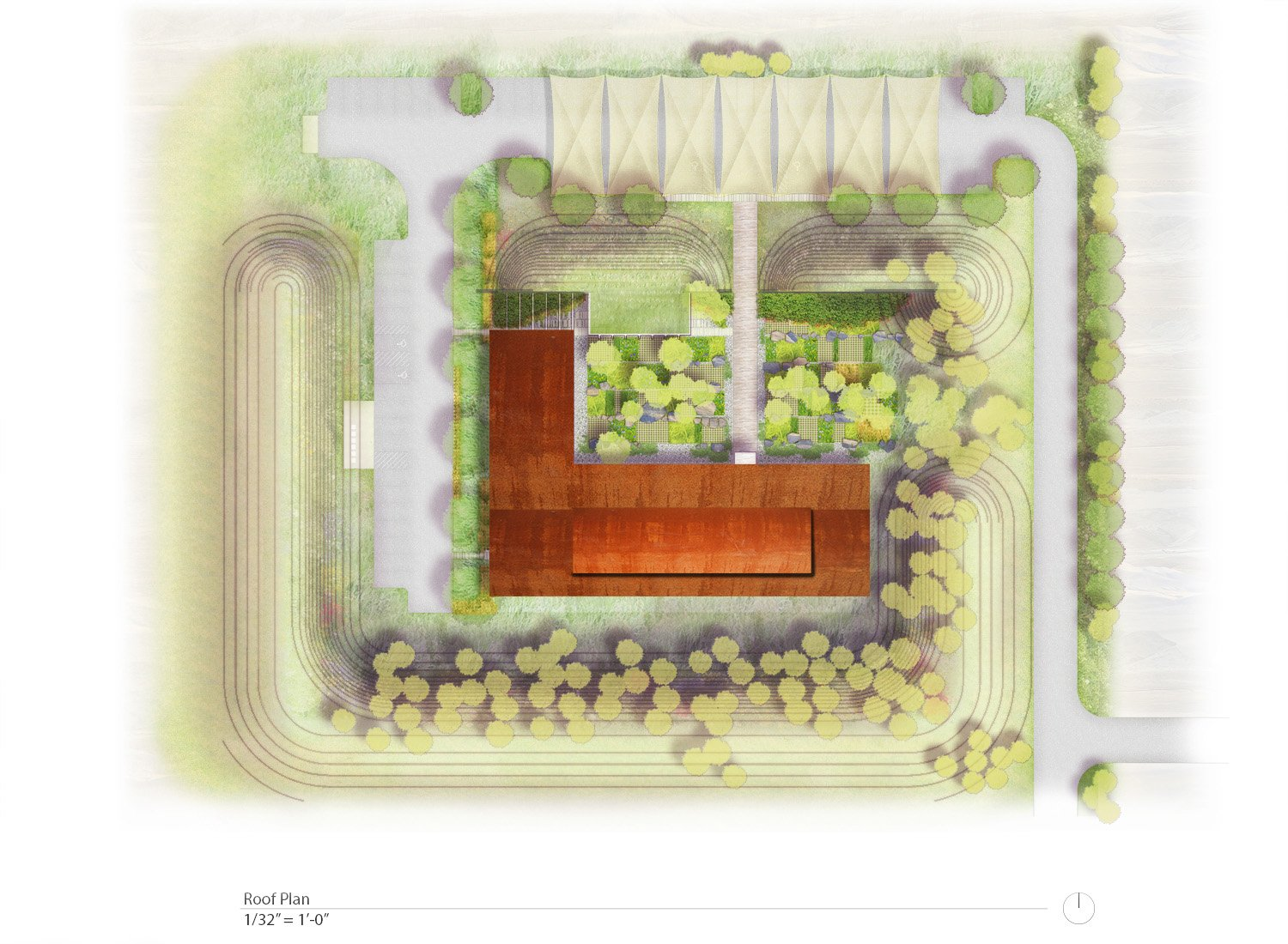 Site Plan Graham Baba Architects}