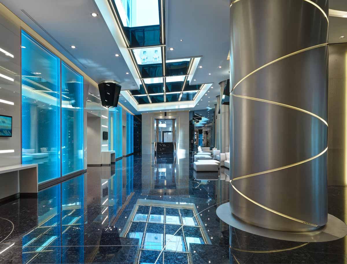 Ground Floor Foyer