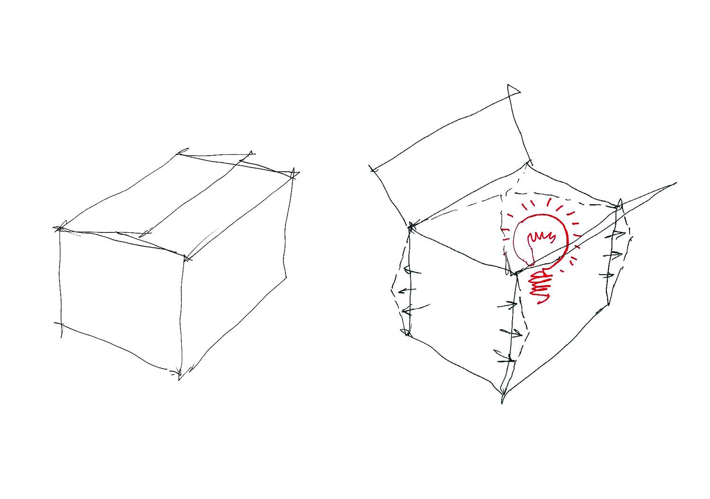 Conceptual Sketches }