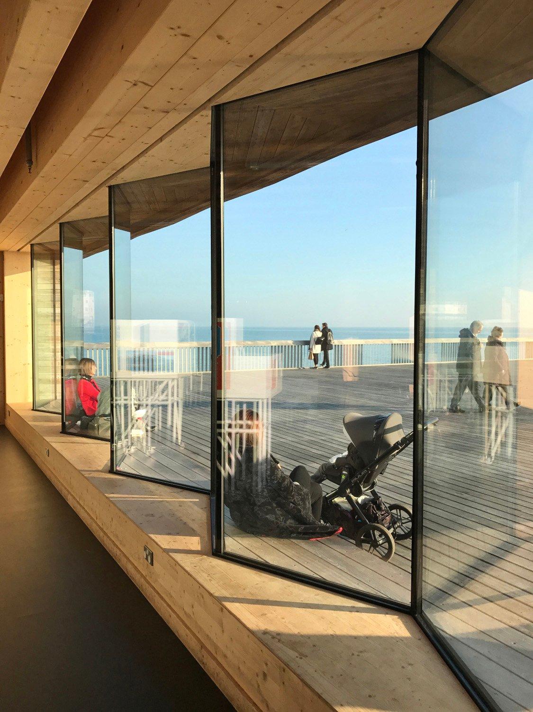 Hastings Pier Visitor Centre Interior