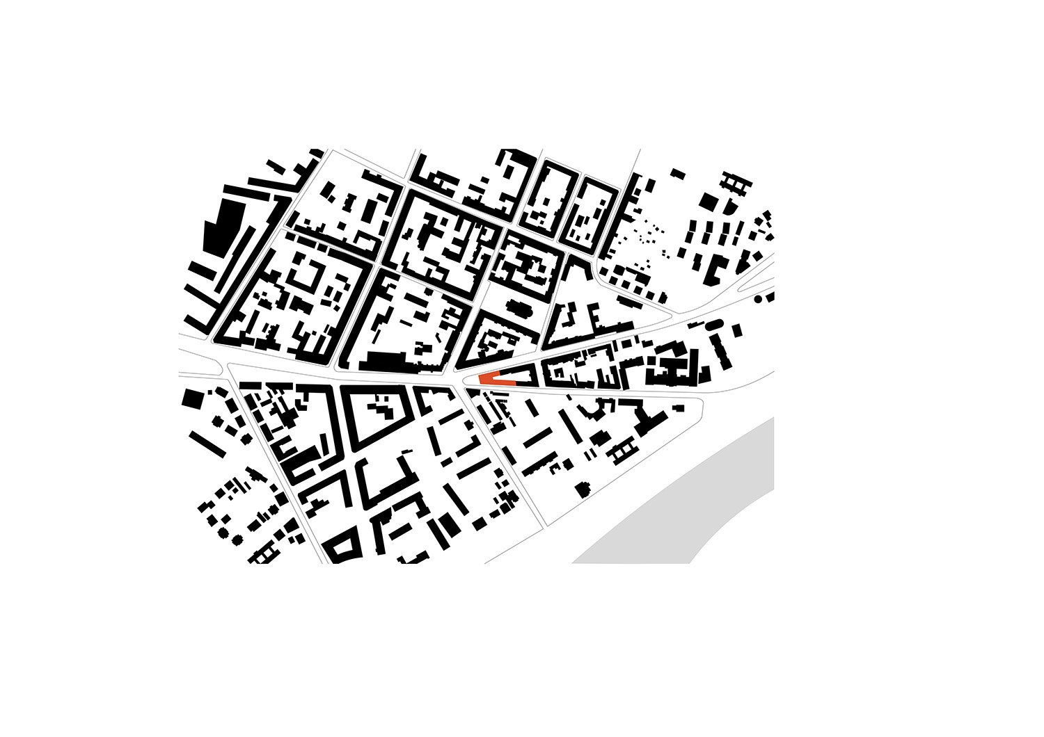 Site plan Tchoban Voss Architekten}