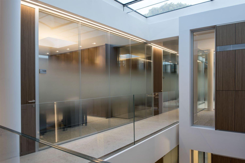 nuova realizzazione - uffici operativi