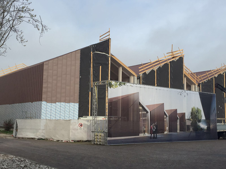 work in progress Westway Architects}