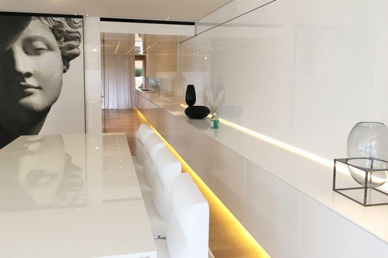 Sala pranzo. Iraci architetti