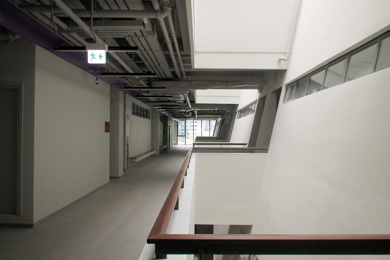 Typical Internal Corridor